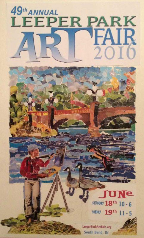 Leeper Park Art Fair @ Leeper Park Art Fair | South Bend | Indiana | United States