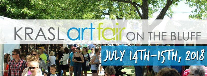 Krasl Art on the Bluff 2018 @ Lake Bluff Park  | Saint Joseph | Michigan | United States